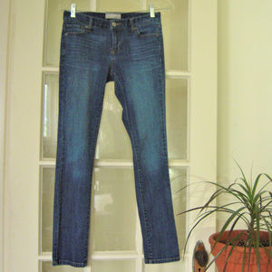 Banana Republic Straight Leg Jeans Sz 25/0